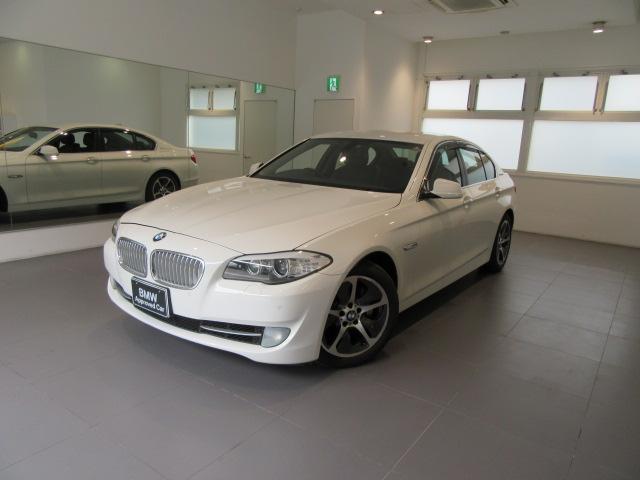 BMW 5シリーズ アクティブハイブリッド5 ワンオーナー レザー...