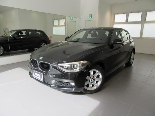 BMW 1シリーズ 116i ワンオーナー ノンスモーキングカー ...