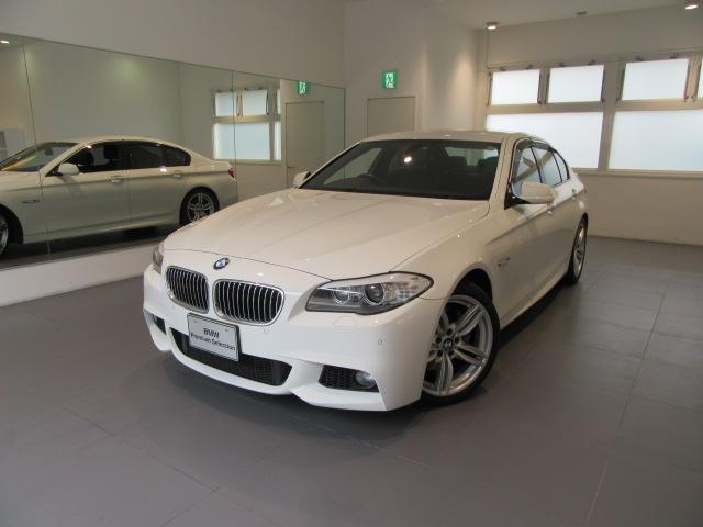 BMW 5シリーズ 535i Mスポーツパッケージ ワンオーナー ...