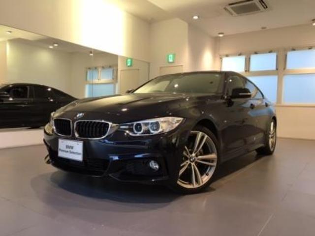 BMW 4シリーズ 420iグランクーペ Mスポーツ ノンスモーキ...