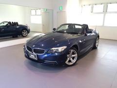 沖縄の中古車 BMW BMW Z4 車両価格 230万円 リ済込 2010年 5.0万K ブルーM
