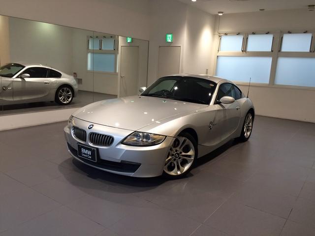 BMW Z4 クーペ3.0si (検30.3)