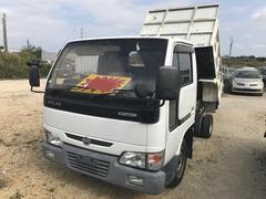 沖縄の中古車 日産 アトラストラック 車両価格 69万円 リ済込 平成15年 6.3万K ホワイト