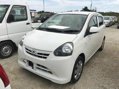 沖縄の中古車 ダイハツ ミライース 車両価格 50万円 リ済込 平成24年 5.4万K ホワイト