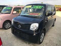 沖縄の中古車 日産 モコ 車両価格 53万円 リ済込 平成24年 8.4万K ブルーイッシュブラックP