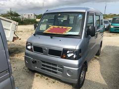 沖縄の中古車 日産 クリッパーバン 車両価格 43万円 リ済込 平成23年 9.3万K シルバー