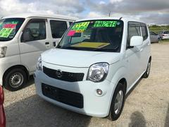 沖縄の中古車 日産 モコ 車両価格 54万円 リ済込 平成24年 8.0万K ホワイトミント