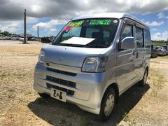 沖縄の中古車 ダイハツ ハイゼットカーゴ 車両価格 54万円 リ済込 平成21年 3.0万K シルバー