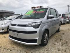 沖縄の中古車 トヨタ スペイド 車両価格 79万円 リ済込 平成26年 2.1万K シルバー