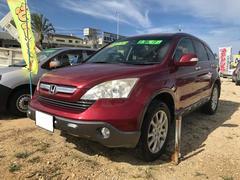 沖縄の中古車 ホンダ CR−V 車両価格 40万円 リ済込 平成18年 6.3万K レッド