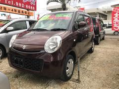 沖縄の中古車 スズキ MRワゴン 車両価格 40万円 リ済込 平成22年 6.1万K ブラウン