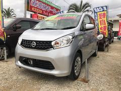 沖縄の中古車 日産 デイズ 車両価格 54万円 リ済込 平成26年 7.2万K シルバー