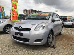 沖縄の中古車 トヨタ ヴィッツ 車両価格 45万円 リ済込 平成22年 4.1万K ライトパープル