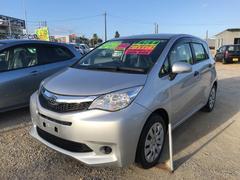 沖縄の中古車 スバル トレジア 車両価格 49万円 リ済込 平成24年 1.1万K シルバー