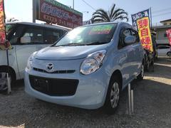 沖縄の中古車 マツダ キャロル 車両価格 44万円 リ済込 平成24年 1.0万K ライトブルー