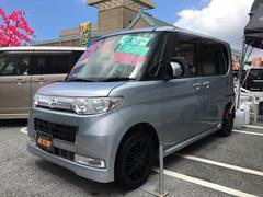 沖縄の中古車 ダイハツ タント 車両価格 59万円 リ済込 平成20年 8.7万K シルバー