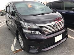 沖縄の中古車 トヨタ ヴェルファイア 車両価格 178万円 リ済込 平成21年 10.8万K パープルM