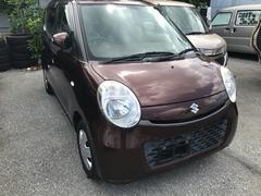 沖縄の中古車 スズキ MRワゴン 車両価格 33万円 リ済込 平成21年 8.7万K ブラウンM