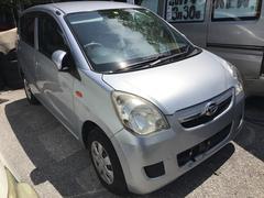 沖縄の中古車 ダイハツ ミラ 車両価格 37万円 リ済込 平成24年 5.5万K シルバーM