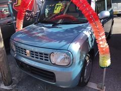 沖縄の中古車 スズキ アルトラパン 車両価格 82万円 リ済込 平成27年 0.9万K ライトブルーM