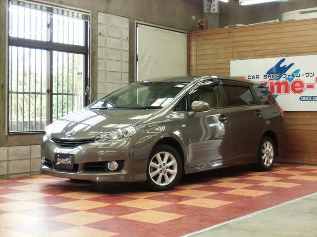 トヨタ 2.0G HDDナビ スマートキー 無事故車
