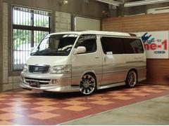 沖縄の中古車 トヨタ ハイエースワゴン 車両価格 ASK リ済別 平成11年 21.2万K パールII
