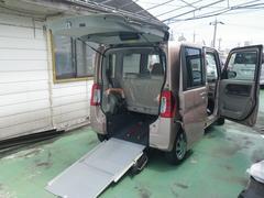 沖縄の中古車 ダイハツ タント 車両価格 148万円 リ済込 平成28年 1.0万K ライトピンク
