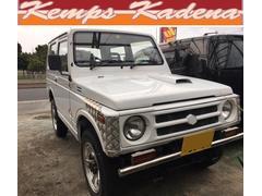 沖縄の中古車 スズキ ジムニー 車両価格 29万円 リ済込 平成5年 15.0万K スペリアホワイト