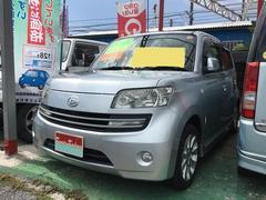 沖縄の中古車 ダイハツ クー 車両価格 20万円 リ済込 平成18年 15.7万K ブライトシルバーメタリック