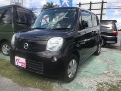 沖縄の中古車 日産 モコ 車両価格 37万円 リ済込 平成23年 11.7万K ブラウン