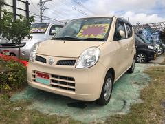 沖縄の中古車 日産 モコ 車両価格 25万円 リ済込 平成22年 14.3万K ベージュ