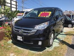 沖縄の中古車 ホンダ ステップワゴン 車両価格 48万円 リ済込 平成21年 14.3万K ダークパープル