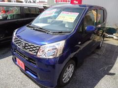 沖縄の中古車 ダイハツ ムーヴ 車両価格 131万円 リ済込 新車  ダークブルー
