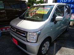 沖縄の中古車 スズキ ワゴンR 車両価格 117万円 リ済込 新車  シルバーM
