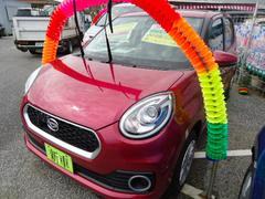 沖縄の中古車 ダイハツ ブーン 車両価格 149万円 リ済込 新車  ピンクM