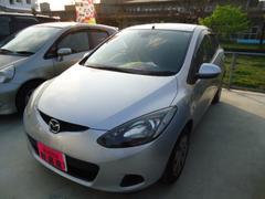 沖縄の中古車 マツダ デミオ 車両価格 29万円 リ済込 平成20年 6.2万K シルバーM