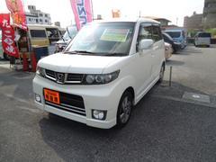 沖縄の中古車 ホンダ ゼストスパーク 車両価格 59万円 リ済込 平成22年 11.0万K パールホワイト