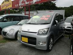 沖縄の中古車 ダイハツ ムーヴ 車両価格 30万円 リ済込 平成19年 7.7万K シルバー