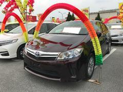 沖縄の中古車 トヨタ SAI 車両価格 85万円 リ済込 平成21年 8.1万K ブラウン
