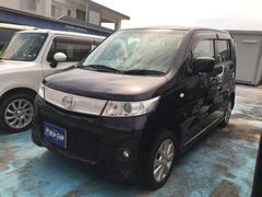 沖縄の中古車 マツダ AZワゴン 車両価格 42万円 リ済込 平成23年 11.2万K パープル