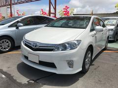 沖縄の中古車 トヨタ SAI 車両価格 105万円 リ済込 平成22年 7.2万K パール