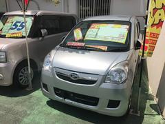沖縄の中古車 ダイハツ ミラ 車両価格 31万円 リ済込 平成24年 8.4万K シルバー