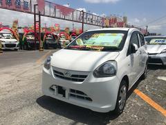 沖縄の中古車 ダイハツ ミライース 車両価格 38万円 リ済込 平成24年 8.7万K ホワイト
