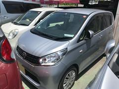 沖縄の中古車 日産 デイズ 車両価格 61万円 リ済込 平成25年 3.0万K シルバー