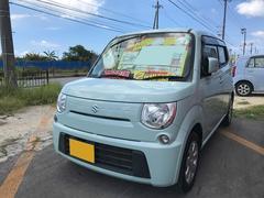 沖縄の中古車 スズキ MRワゴン 車両価格 53万円 リ済込 平成23年 8.8万K ライトブルー