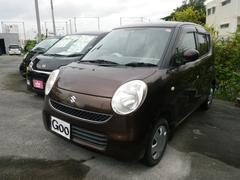 沖縄の中古車 スズキ MRワゴン 車両価格 26万円 リ済別 平成18年 10.3万K ブラウン