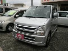 沖縄の中古車 スズキ ワゴンR 車両価格 29万円 リ済別 平成20年 10.5万K シルバー
