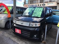 沖縄の中古車 スズキ ワゴンR 車両価格 39万円 リ済別 平成20年 8.5万K ブラック