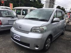沖縄の中古車 トヨタ ポルテ 車両価格 35万円 リ済込 平成20年 6.0万K シルバー