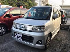 沖縄の中古車 スズキ ワゴンR 車両価格 37万円 リ済別 平成19年 10.2万K シルバー